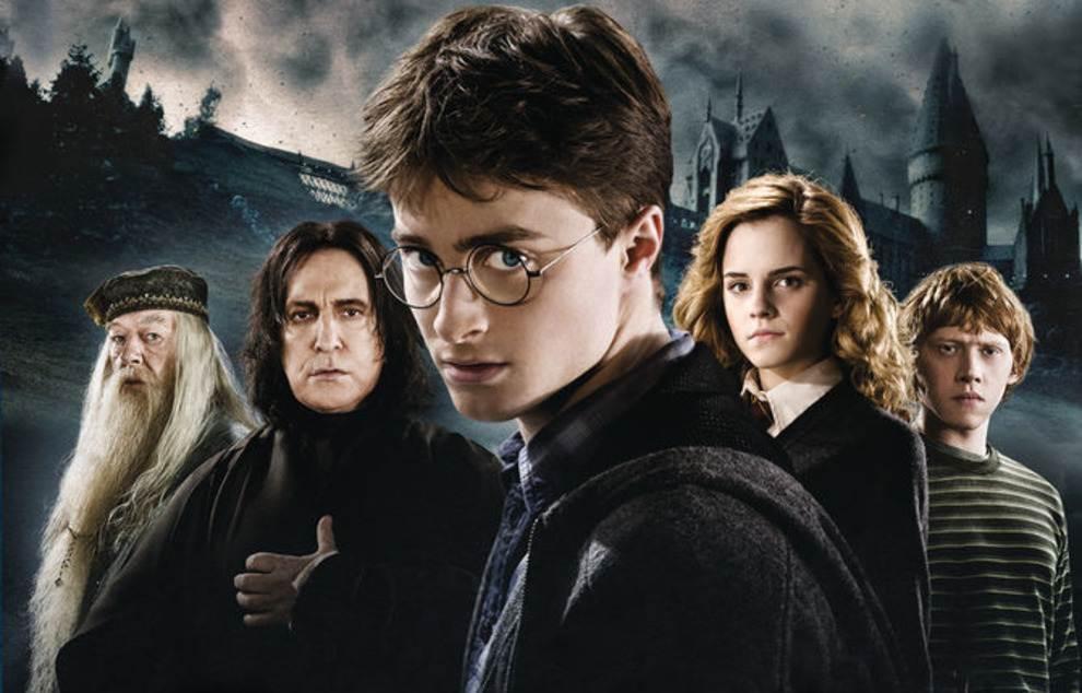3 причины учить английский по книгам про Гарри Поттера